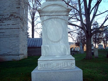 David Williams Monument