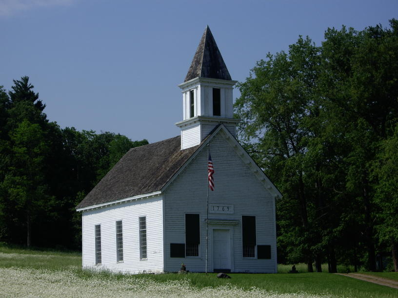Indian Castle Church (Mohawk Upper Castle Historic District)