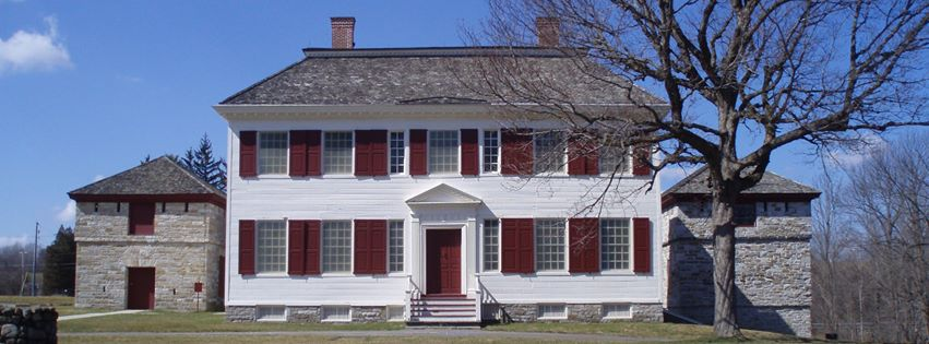 Johnson Hall State Historic Site