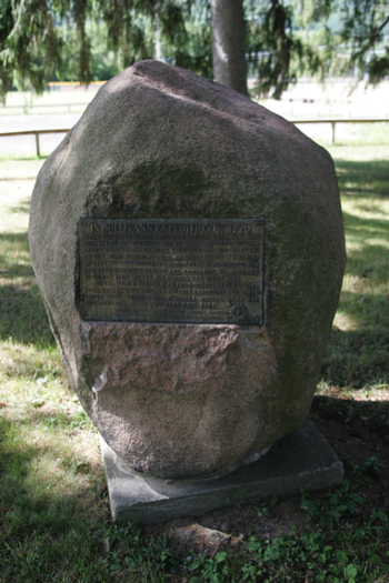 Sullivan Expedition Marker