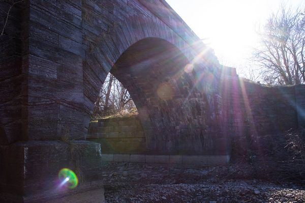Mini Photo Sessions at the Schoharie Creek Aqueduct