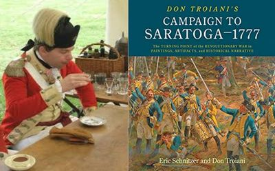 Book Talk and Signing - Campaign to Saratoga - 1777