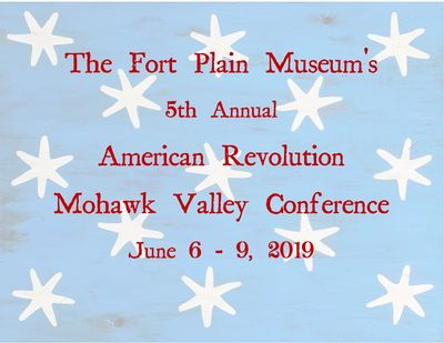 American Revolution Mohawk Valley Conference